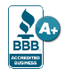 BBB A+ rating image